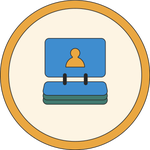 Rolodex Badge