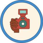 Viewfinder Badge