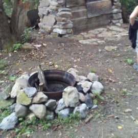 Cook stove/oven and firepit