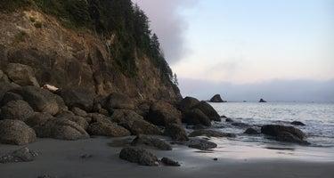 Third Beach Camping