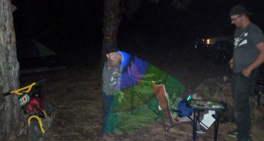 Fly Lake Dispersed Camping