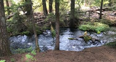 Jack Creek Campground
