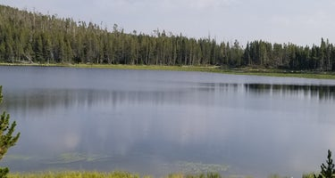 Medicine Lodge Lake Campground