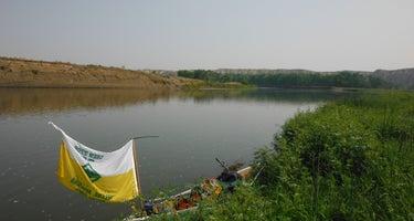 Evans Bend Primitive Boat Camp
