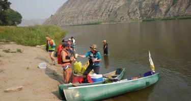 Gist Bottom Primitive Boat Camp