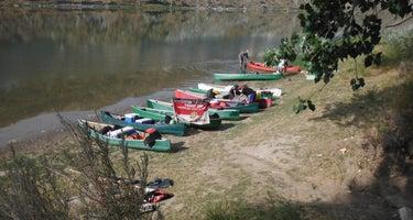 Slaughter River Boat Camp