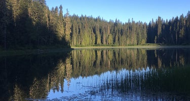 Chambers Lake Campground