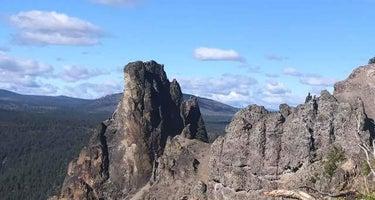 Green Ridge Lookout