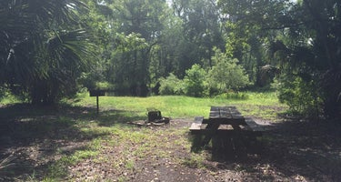 Seminole State Forest - Moccasin Camp