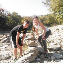 Fossil Gorge hunt