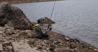 Haystack Reservoir Campground