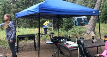 Cottonwood Group Campsite