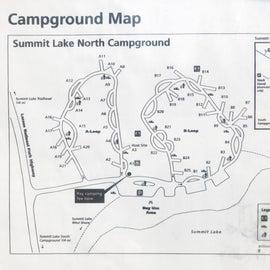 Summit Lake North Campground