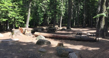 Pebble Ford Campground