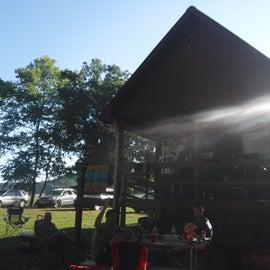 Cabin at Huzzah Valley Resort