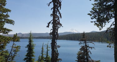 Camp Ten (Olallie) Campground