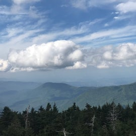 VIEWS for days, this part of the Smoky Mountains cannot be beat.