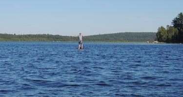 Third Machias Lake - Machias River Cooridor