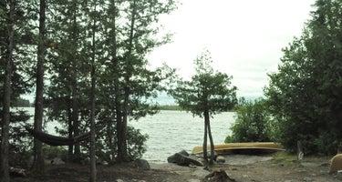 BWCA Lake Three