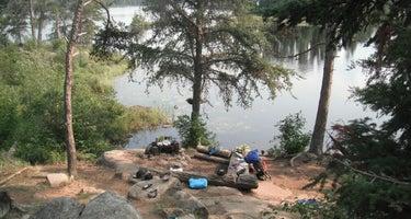 BWCA Lake One