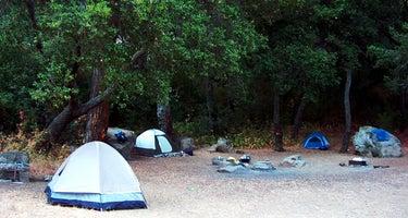 Big Cone Camp - Santa Paula Canyon
