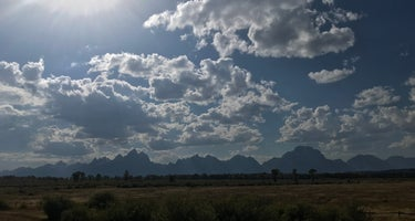 Upper Teton View