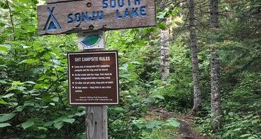 South Sonju Lake Camping