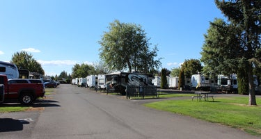 Premier RV Resort at Eugene