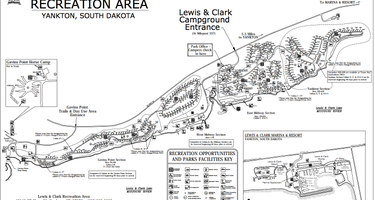 East Midway - Lewis and Clark State Rec Area