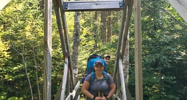 Durfee Creek, Superior Hiking Trail