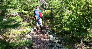 Cliff Creek, Superior Hiking Trail