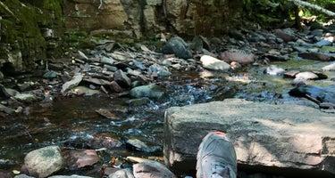 Kimball Creek, Superior Hiking Trail