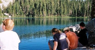 Royal Arch Lake Campsite