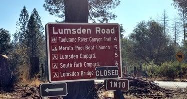 Lumsden Bridge Campground