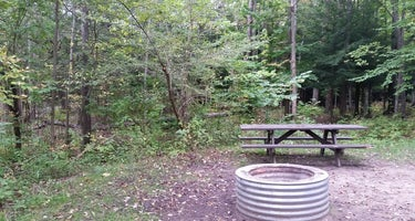 Veterans Memorial State Forest Campground