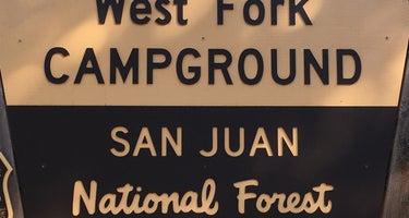 West Fork Campground N