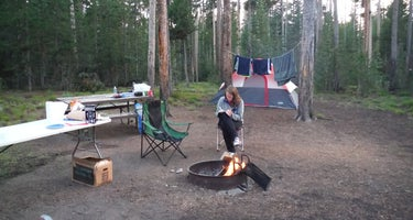 Grant Campground