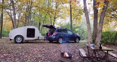 White Mound County Campground