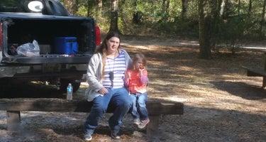 Oak Ridge Primitive Campground