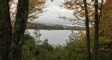 Cedar River Entrance Camping