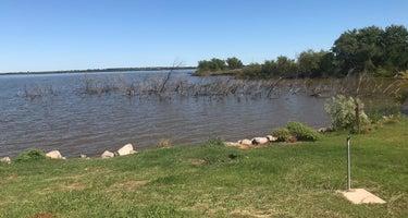 Waurika Lake - COE/Kiowa Park I