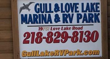 Gull and Love Lake Campground