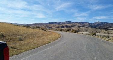 Ruby Reservoir Recreation Area