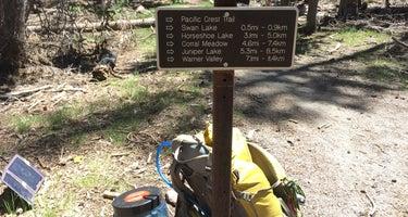 Warner Valley Campground