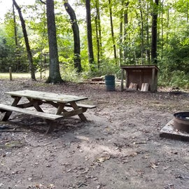 Campsite #4?