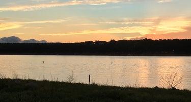 Camper Resort on Lake Travis
