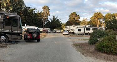 Monterey Pines RV Park - Military