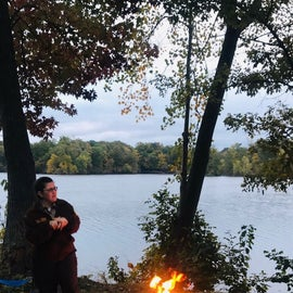 Campfire Chat with Park Interpreter