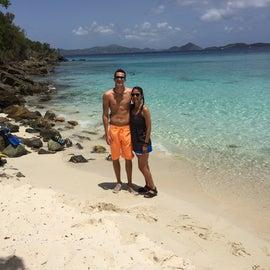 My wife (Sasha) and I