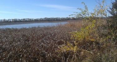 Lake Babcock at Loup Park